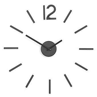 Umbra Blink relógio preto