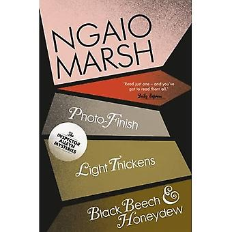 Photo-Finish: WITH Light Thickens (The Ngaio Marsh Collection)