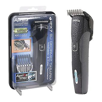 Cordless Hair Clippers Aprilla AHC-5030 2 mm Impermeable