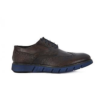 CafeNoir Derby Coda DI Rondine RP112 universal all year men shoes