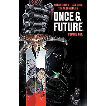 Once & Future Vol. 1 by Kieron Gillen - 9781684154913 Book