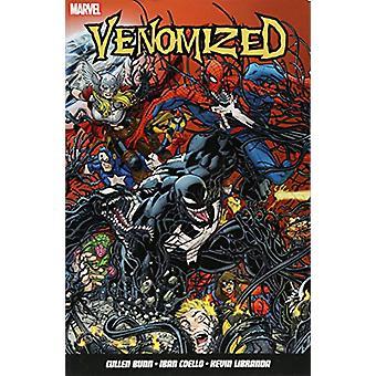 Venomized by Cullen Bunn - 9781846539305 Book