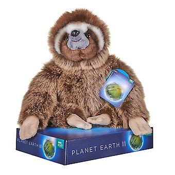 BBC Earth Plush Sloth 25cm