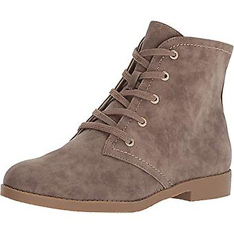 Indigo Rd. Womens indigo Fabric Almond Toe Ankle Fashion Boots