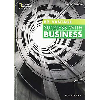 Success with Business B2 Vantage by John Hughes - 9781473772458 Book