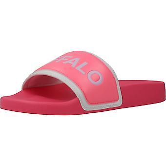 Buffalo Sandals 1601143 Color Neonpink