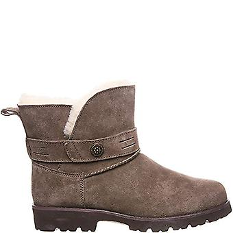 Bearpaw Wellston 5 Tommer Kvinder's Boot Seal Brown - 8 Medium