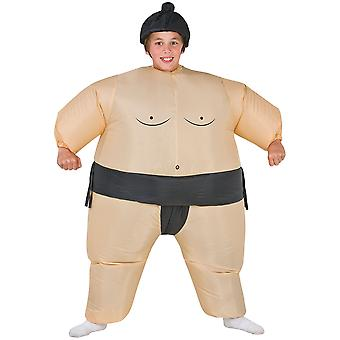 Sumo Kids Inflatable Costume