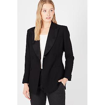 Black Twinset Women's Blazer