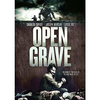 Open Grave [DVD] USA import