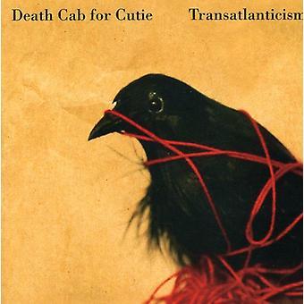 Death Cab for Cutie - Transatlanticism [CD] USA import