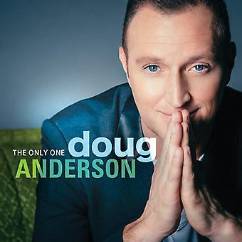 Doug Anderson - Only One [CD] USA import