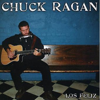 Chuck Ragan - Los Feliz [CD] USA import