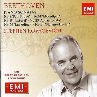 Beethoven: Popular Piano Sonata [CD] USA import