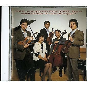 Piano Quintet America [CD] USA import