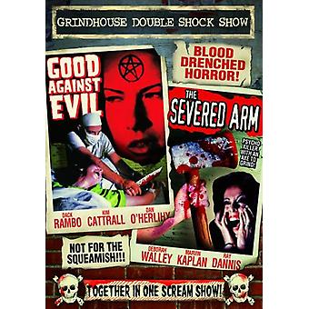 Good Against Evil (1977)/Severed Arm (1973) [DVD] USA import