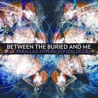 Between the Buried & Me - Parallex: Hypersleep Dialogues [CD] USA import
