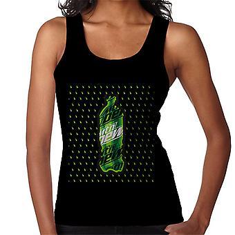 Mountain Dew fet flaske kvinner ' s vest