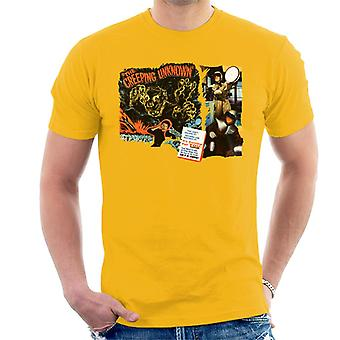 Hammer Horror Films Quatermass Creeping Unknown Men-apos;s T-Shirt