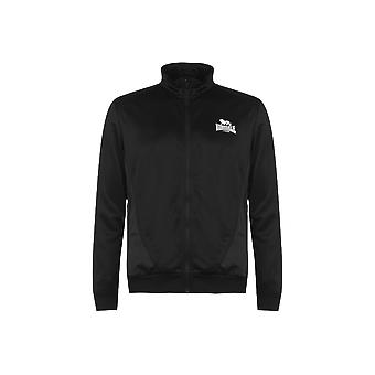 Lonsdale Two Stripe Tracksuit Top Mens