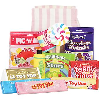 Le Toy Van Honeybake Sweets & Candy Set