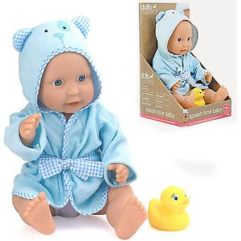 Dolls World Splash Time Doll