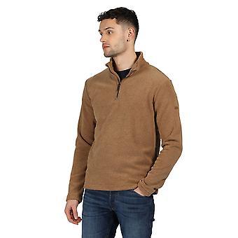 Regata Mens Edley Half Zip Two Tone Fleece Jacket