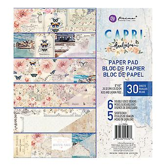 Prima Marketing Capri 8x8 Inch Paper Pad