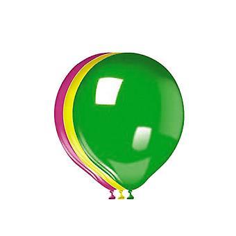 """25 10""""/25cm Μπαλόνια - Ανάμικτες"""