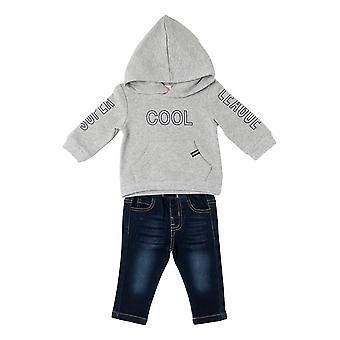 Babybol Boys 2-dílná sada šatů Cool