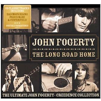 John Fogerty - Long Road Home: Ultimate John Fogerty Creedence Co [CD] USA import