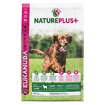 Eukanuba Natuur Plus Puppy & Junior Lam - 10kg