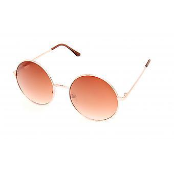 Sonnenbrille Unisex    gold/weißgold/orange (20-108)