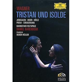 R. Wagner - Wagner: Tristan Und Isolde [DVD Video] [DVD] USA import