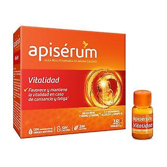 Vitality Apiserum 18 vials