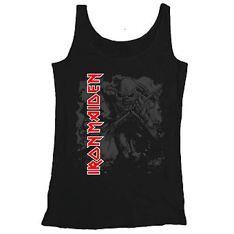Iron Maiden Hi-Contrast Trooper Vest Official Tee T-Shirt Unisex