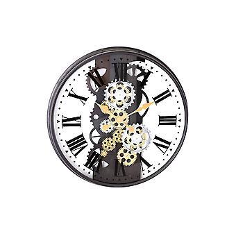 53Cm Moving Gear Clock Home Decoratie