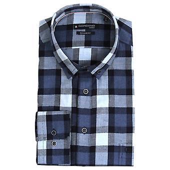BAILEYS GIORDANO Giordano Blue Shirt 207304
