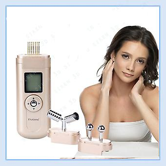7 Needles Microcurrent Ems Galvanic Facial Massager- Y Shape Face Lift Roller