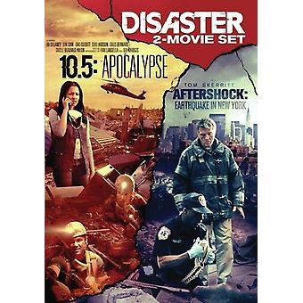 Aftershock: Earthquake In New York [DVD] USA import
