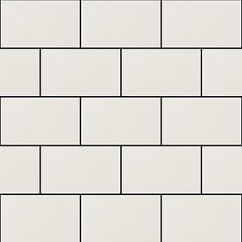 Subway Gloss Tile Wallpaper Blanc Debona 2676