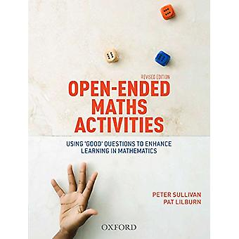 Open-Ended Maths Activities by Peter Sullivan - 9780190304034 Book