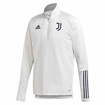 2020-2021 Juventus Warm Top (Grey)