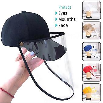 Women And  Men Casual Perspective Sun Hat -anti Fog Dust Proof Work Adjustable