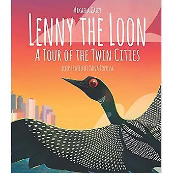 Lenny loon: en rundtur i twin byer