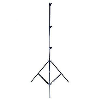Phot-r 3m studio light stand adjustable 4-section lightweight aluminium tripod support with 9.8ft ma