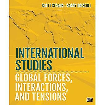 Kansainväliset tutkimukset: Globaalit voimat, vuorovaikutukset ja jännitteet