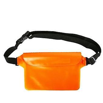 Waterproof Swim Drift Diving Bag Underwater Dry Shoulder Waist Belt Pocket Pouch