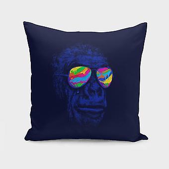 Sininen gorillatyyny/-tyyny