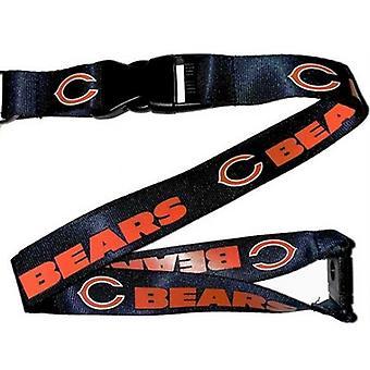 Chicago Bears NFL Bottle Opener Lanyard